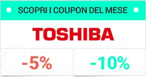 Coupon del mese